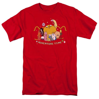 Adventure Time Outstretched Men's Regular Fit T-Shirt