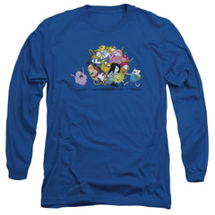 Adventure Time - Glob Ball Adult Long Sleeve T-Shirt