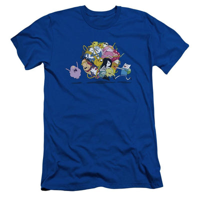 Adventure Time Glob Ball Men's Slim Fit T-Shirt