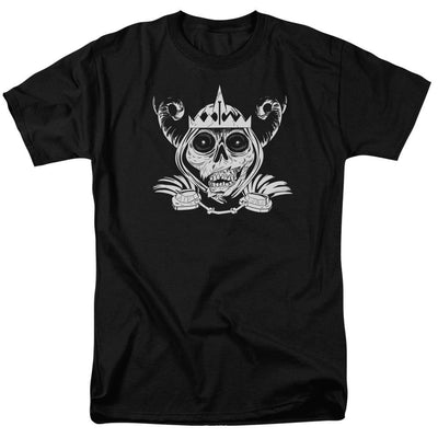 Adventure Time Skull Face Men's Regular Fit T-Shirt
