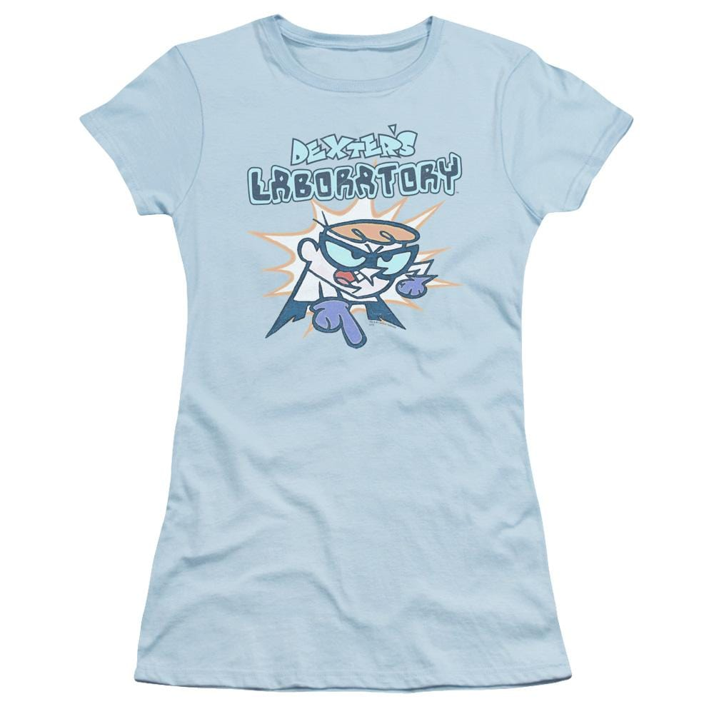 79f3121d0 Dexter's Laboratory What Do You Want Juniors T-Shirt - Sons of Gotham