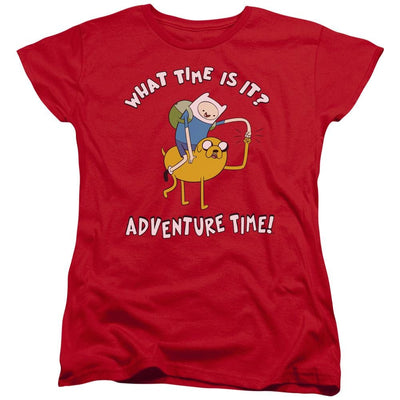 Adventure Time Ride Bump Women's T-Shirt