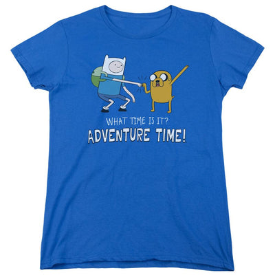 Adventure Time Fist Bump Women's T-Shirt