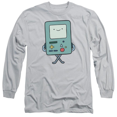 Adventure Time Bmo Men's Long Sleeve T-Shirt