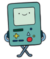 Adventure Time Bmo Juniors T-Shirt