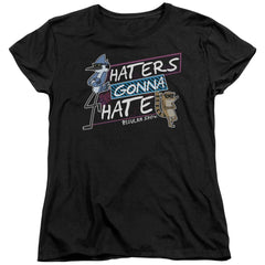 Regular Show - Haters Gonna Hate Women's T-Shirt