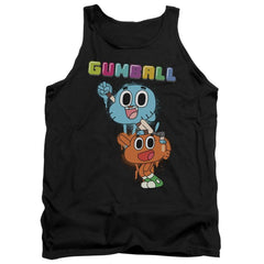 Amazing World Of Gumball - Gumball Spray Adult Tank Top
