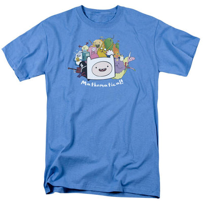 Adventure Time Mathematical Men's Regular Fit T-Shirt