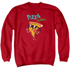 Uncle Grandpa - Pizza Steve Adult Crewneck Sweatshirt