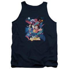 Steven Universe - Group Shot Adult Tank Top