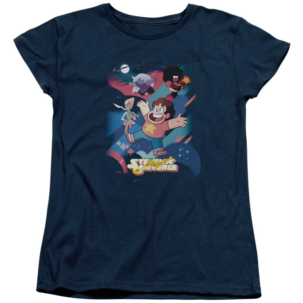 Steven Universe - Group Shot Women's T-Shirt