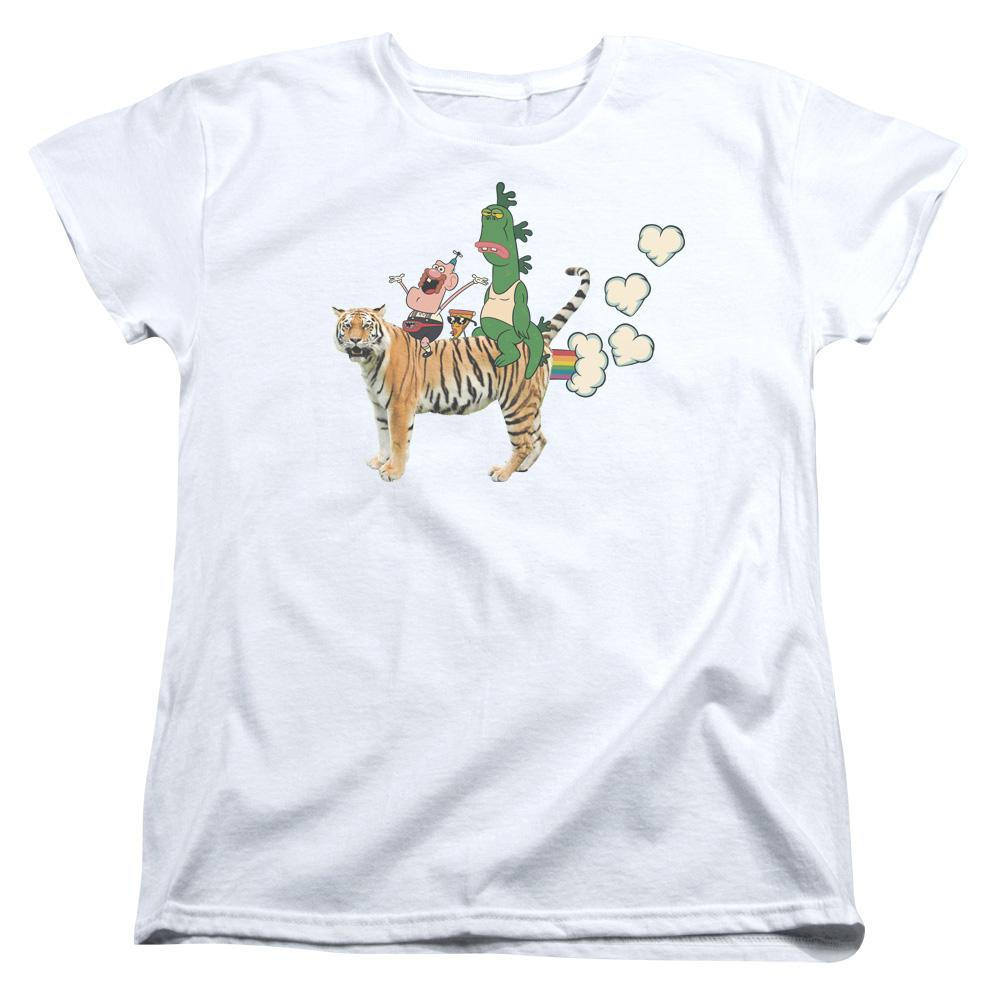 Uncle Grandpa - Fart Hearts Women's T-Shirt