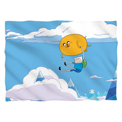 Adventure Time Balloon Pillow Case