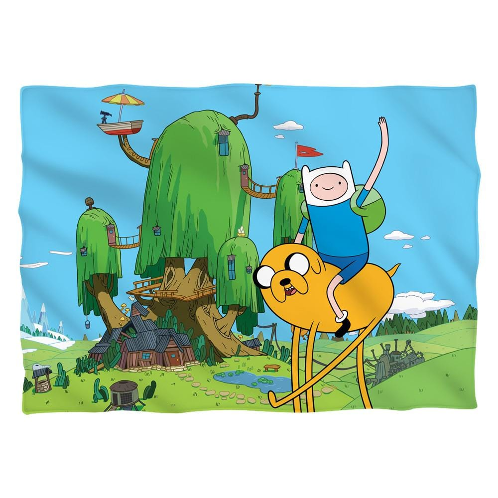Adventure Time Best Bros Pillow Case