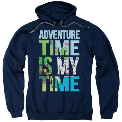 Adventure Time My Time Pullover Hoodie