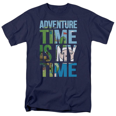 Adventure Time My Time Men's Regular Fit T-Shirt