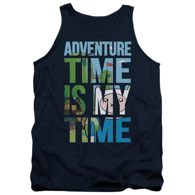 Adventure Time My Time Men's Tank