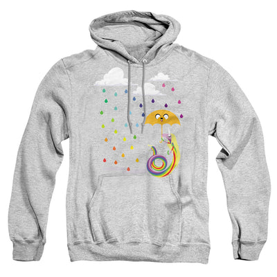 Adventure Time Lady In The Rain Pullover Hoodie