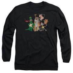 Uncle Grandpa - Group Adult Long Sleeve T-Shirt
