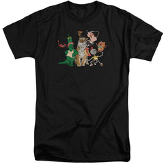 Uncle Grandpa - Group Adult Tall Fit T-Shirt
