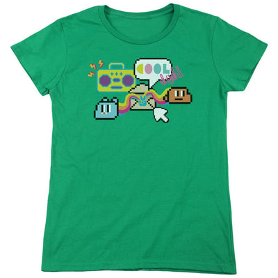 The Amazing World Of Gumball Cool Oh Yeah Women's T-Shirt