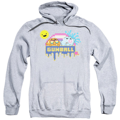 The Amazing World Of Gumball Sunshine Pullover Hoodie