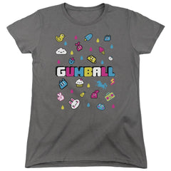 Amazing World Of Gumball - Fun Drops Women's T-Shirt