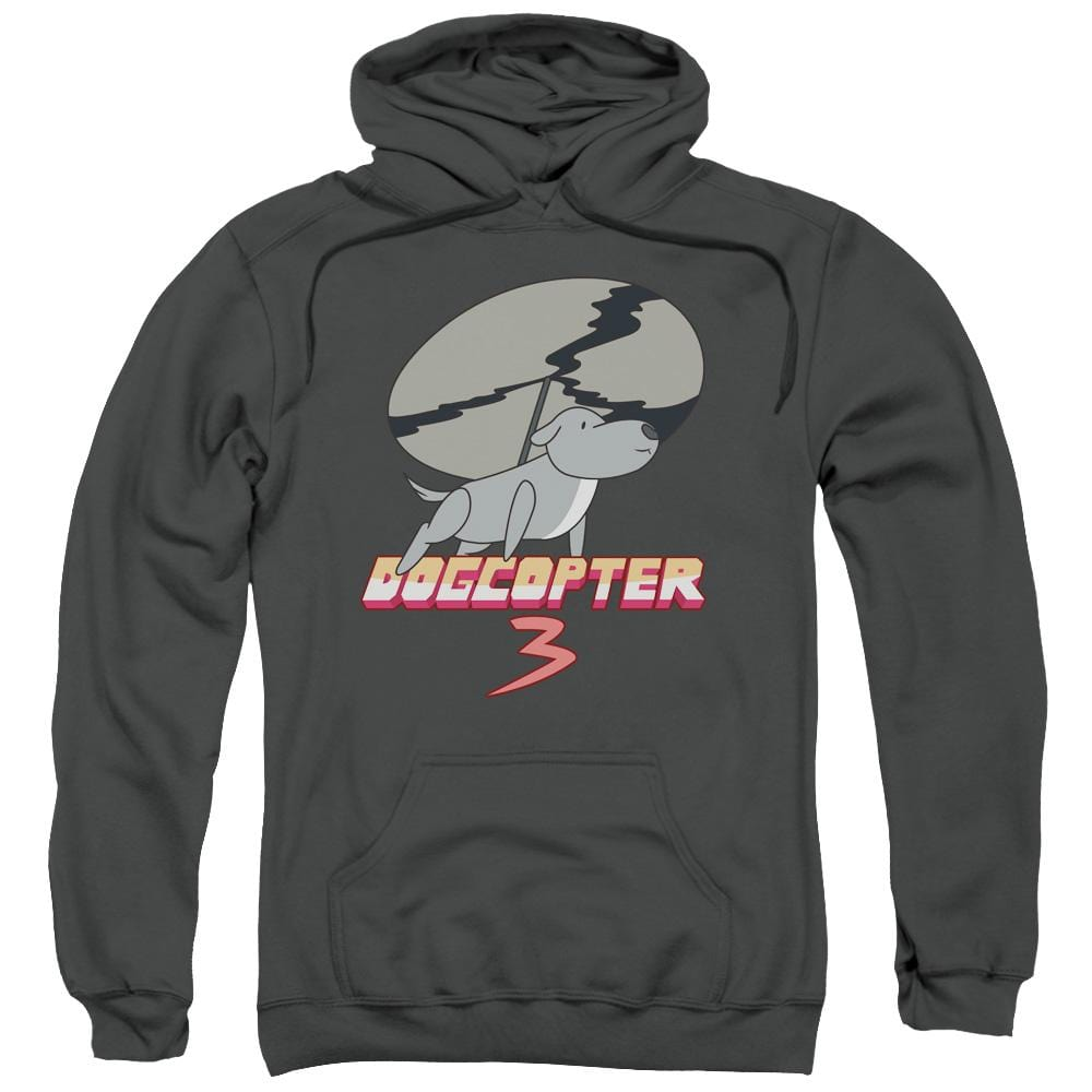 Steven Universe - Dogcopter 3 Adult Pull-Over Hoodie