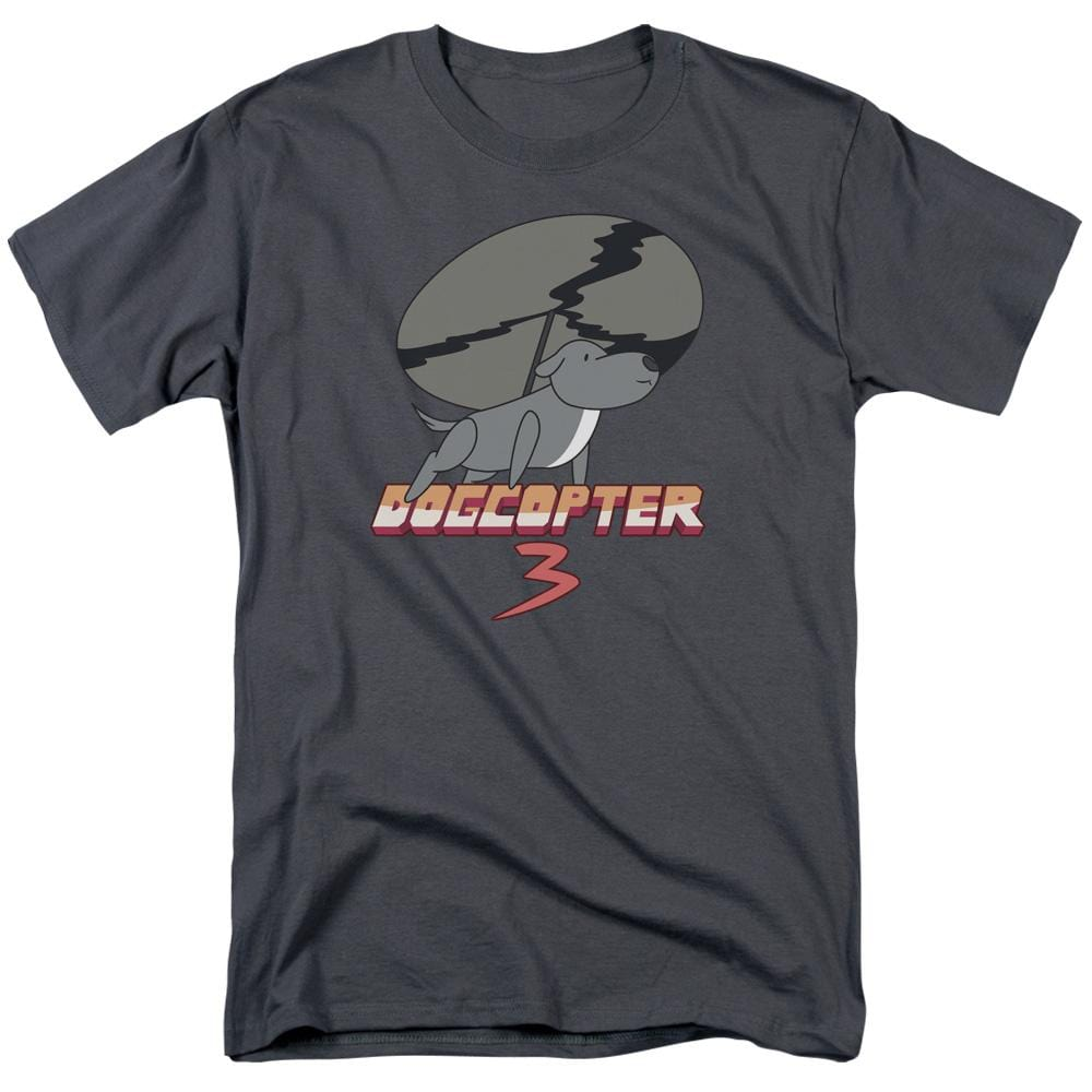 Steven Universe - Dogcopter 3 Adult Regular Fit T-Shirt