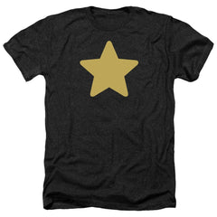 Steven Universe - Greg Star Adult Regular Fit Heather T-Shirt