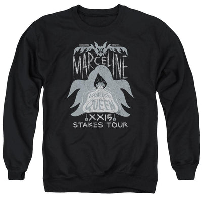 Adventure Time Marceline Concert Men's Crewneck Sweatshirt