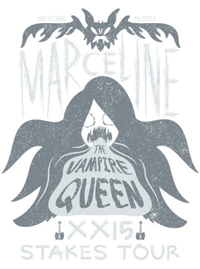 Adventure Time Marceline Concert Men's Tank