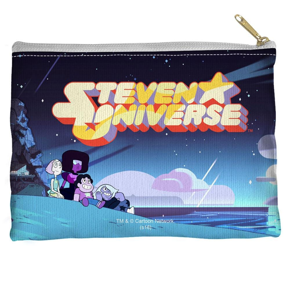Steven Universe - Opening Credits Straight Bottom Pouch