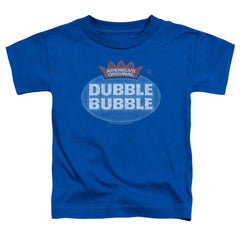 Dubble Bubble Vintage Logo Toddler T-Shirt