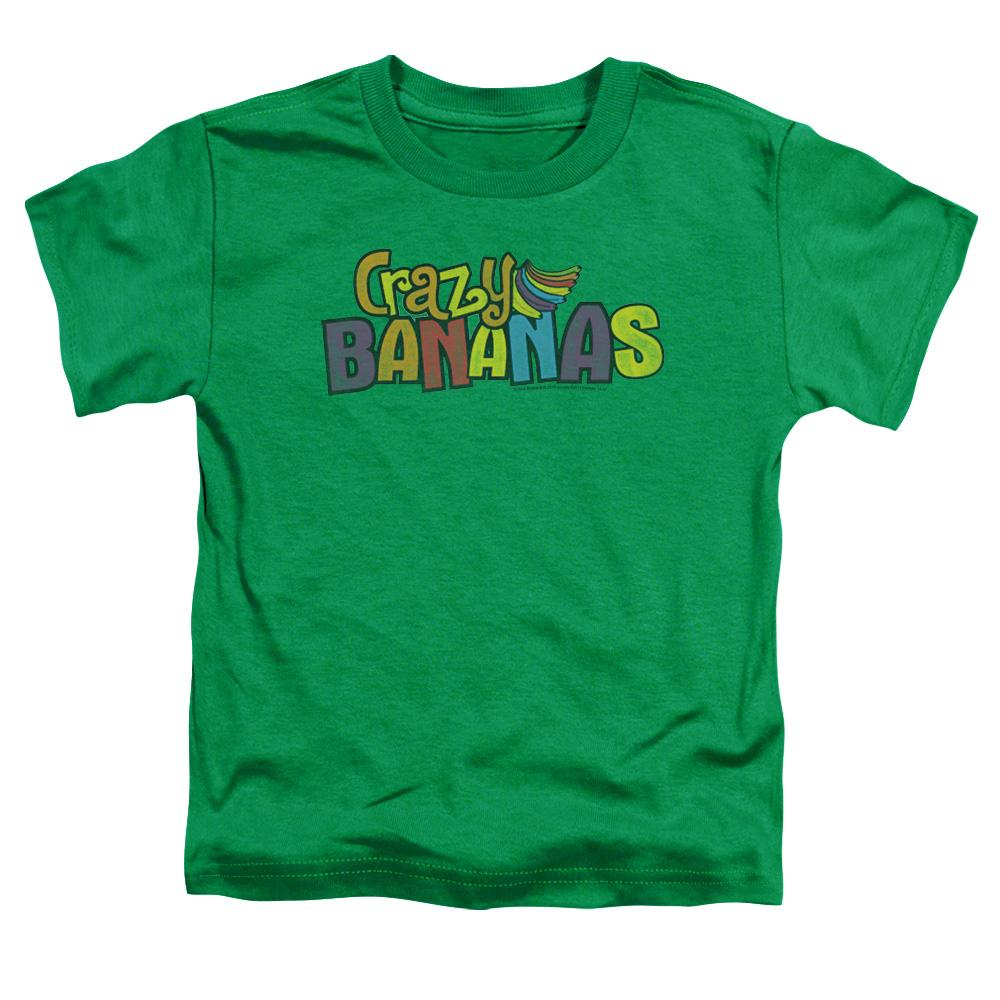 Dubble Bubble Crazy Bananas Toddler T-Shirt