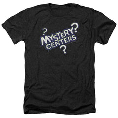 Dubble Bubble Mystery Centers Adult Regular Fit Heather T-Shirt