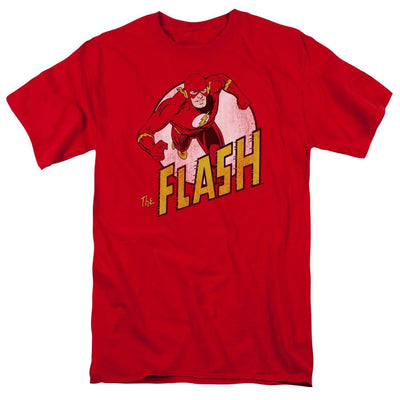 The Flash The Flash Men's Regular Fit T-Shirt