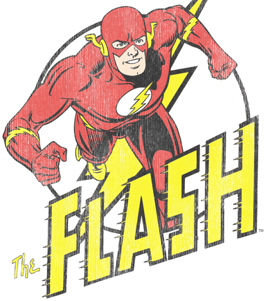 The Flash Run Flash Run Men's Heather T-Shirt