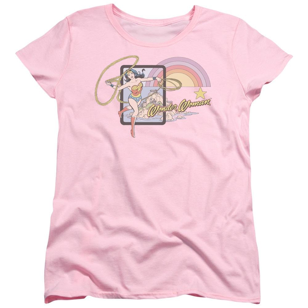 Dc - Island Princess Women's T-Shirt