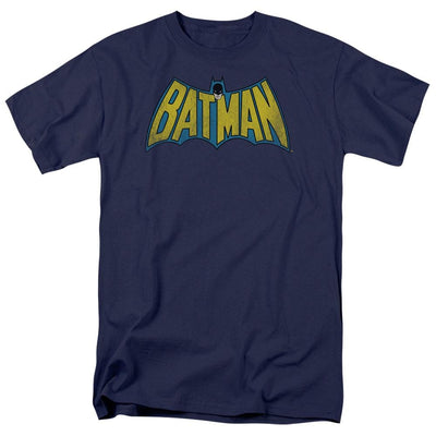 DC Comics Classic Batman Logo Men's Regular Fit T-Shirt