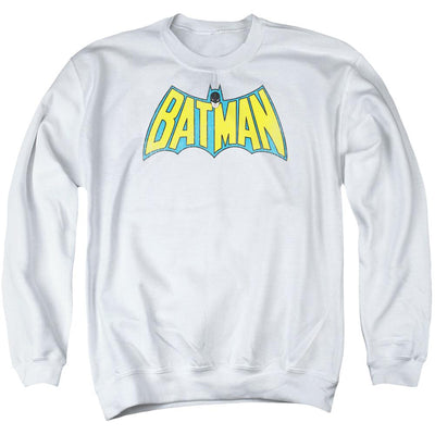 DC Comics Classic Batman Logo Men's Crewneck Sweatshirt
