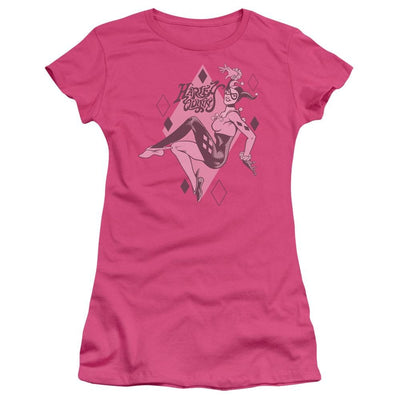 DC Comics Harley Quinn Juniors T-Shirt