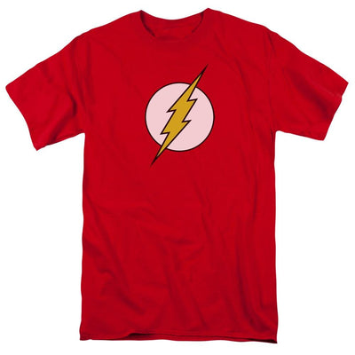 The Flash Flash Logo Men's Regular Fit T-Shirt