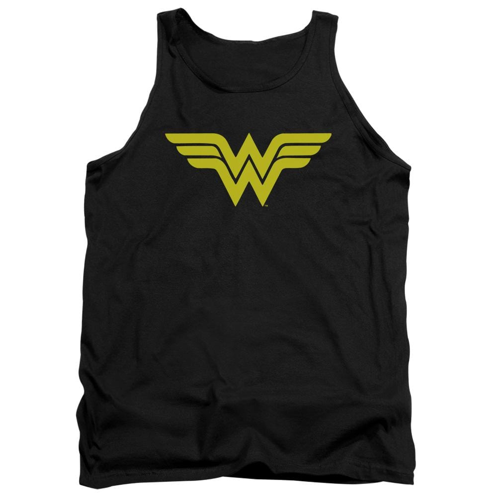 Dc Wonder Woman Logo Adult Tank Top