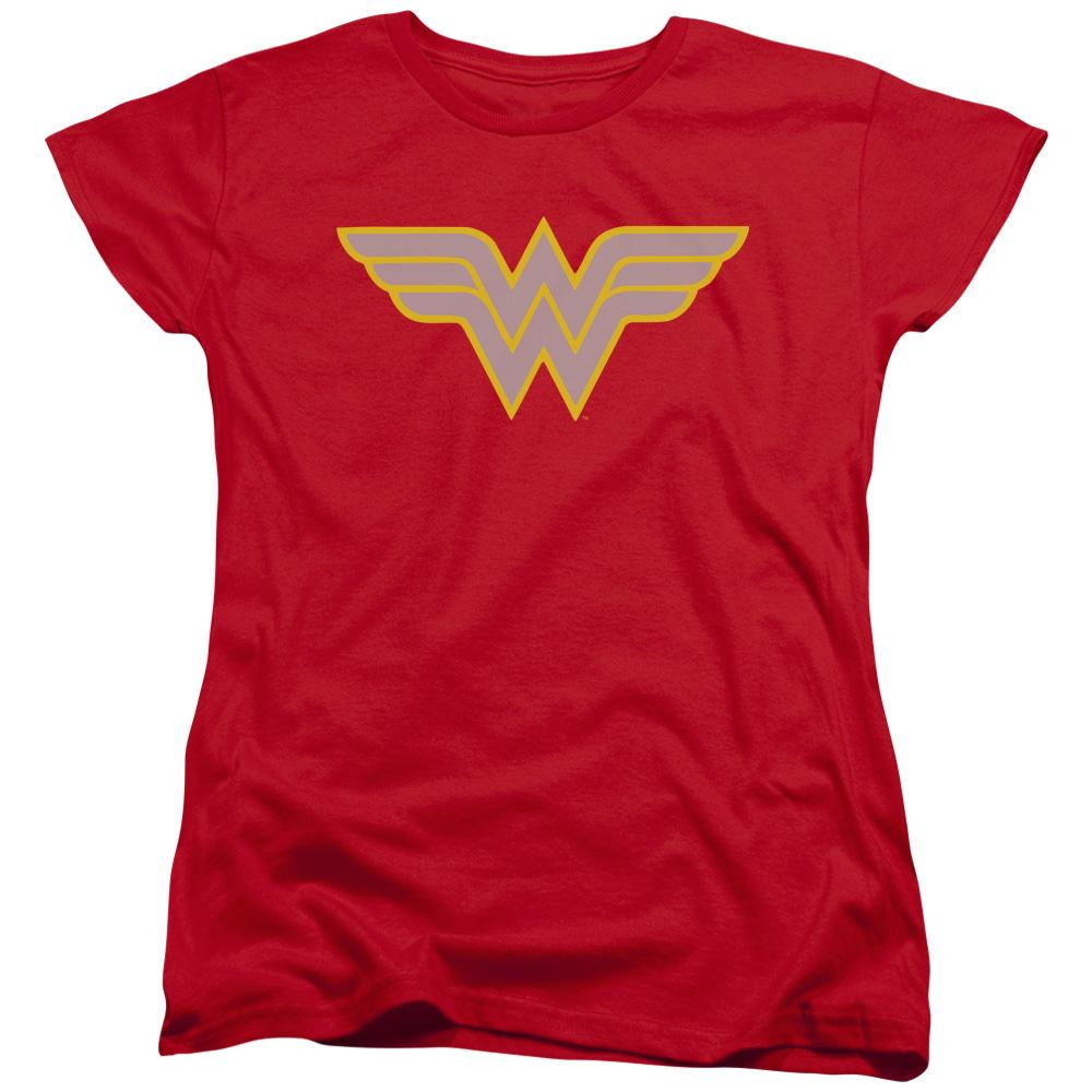 Dc - Ww Logo Women's T-Shirt