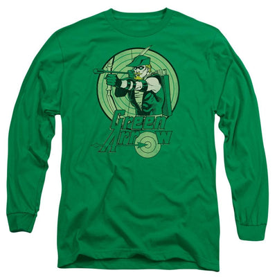 DC Comics Green Arrow Men's Long Sleeve T-Shirt