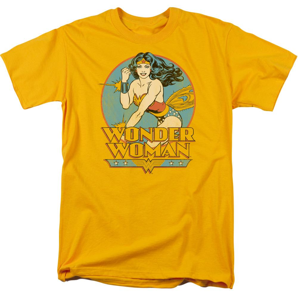 Dc - Wonder Woman Adult Regular Fit T-Shirt