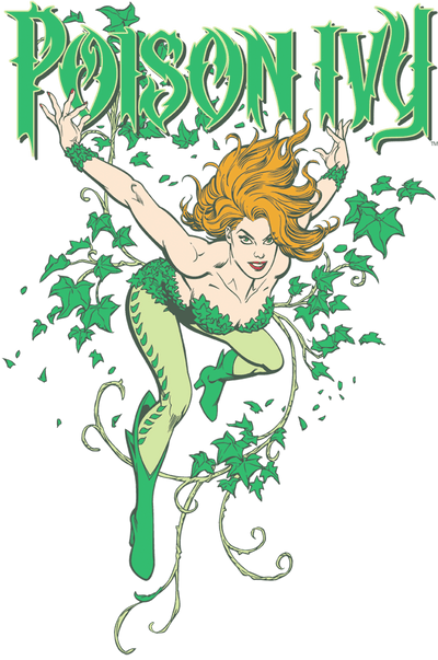 DC Comics Poison Ivy Juniors T-Shirt