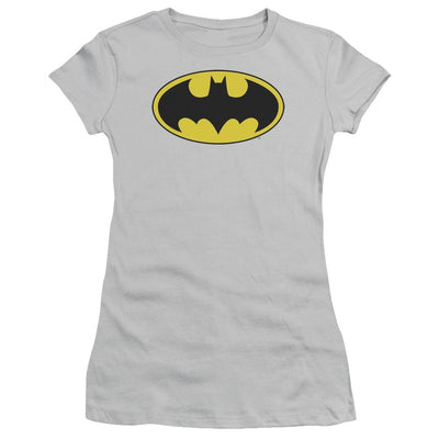 DC Comics Batman Logo Juniors T-Shirt