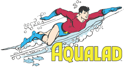 DC Comics Aqualad Women's T-Shirt
